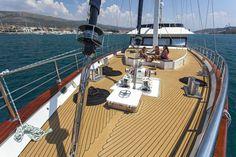 Luxury NAVILUX - Motor sailer Check more at https://eastmedyachting.co.uk/yachts/navilux-motor-sailer/