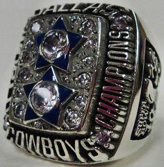1977 Dallas Cowboys Ring
