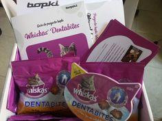 Pack de bopki. Proyecto Whiskas Dentabites. 24 9.2015