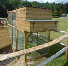 Chicken huts, coops, houses and runs, Golden Valley Poultry