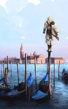 Ezio Auditore da Firenze Assassin's Creed Brotherhood is still one of my favourites Assassin's Creed Wallpaper, Assassin's Creed Brotherhood, All Assassin's Creed, Assassins Creed Series, Cultura Pop, World, Poster, Fandoms, Deviantart