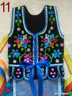 Folk Costume, Costumes, Fashion Vocabulary, Folk Embroidery, My Heritage, Genealogy, Poland, Casual, Handmade