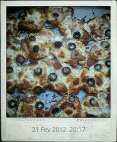 Pizza no Pão