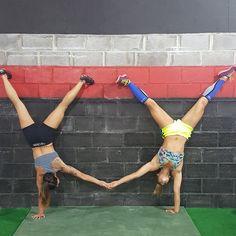 Tag your workout partner  @leilanelobo. Pq sexta também é dia de treino!  #friday #gogirl #challengeyourself #tagyourfriends