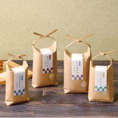 Rice Packaging, Baking Packaging, Dessert Packaging, Candle Packaging, Food Packaging Design, Coffee Packaging, Jewelry Packaging, Graphic Design Lessons, Japanese Packaging