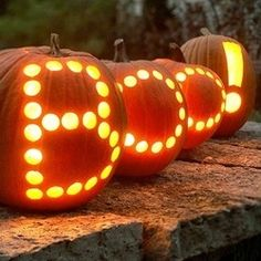 BOO!  Have a fave pumpkin? Pin it and tag @Spoonful for a chance to be featured on their board!