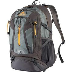Ozark Trail 36Liter Multiple Compartments for Added Gear Storage and Organization Hydrationcompatible Kachemak Daypack Dark Grey *** Click image for more details.
