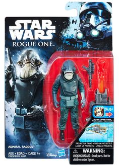 Our friends over at Hasbro sent us photos of upcoming Rogue One: A Star Wars Story and Rebels actionfigures. The new figures from Rogue One include Admiral Raddus, Lieutenant Sefla, Galen Erso, Captain Bistan and Shoretrooper Captain, and a 12″ Death Trooper. From the Rebels line is MandalorianFenn Rau. Check them out:  The fourth …