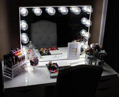 Hollywood Glow Plus Vanity Mirror Vanities Beauty Room And