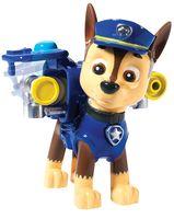 Politiewagen Paw Patrol + figuur Chase         - Vooraanzicht