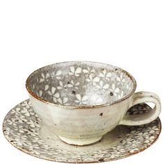 cup + saucer