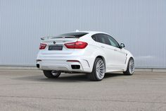 #BMW #F86 #X6 #xDrive50i #SUV #HAMANN #Tuning #AlpineWhite #Monster #Outdoor #Offroad #Provocative #Sexy #Hot #Badass #Lİve #Life #Love #Follow #Your #Heart #BMWLife