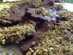 pistachios coconut chocolate cookies coconut chocolates pistachio