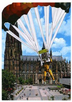 Köln paracadute