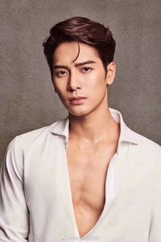 """WARNING: do not open this thread if you suffer from the extreme inability to control your feelings for Jackson Wang"""