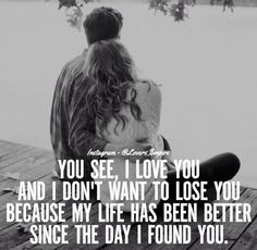 So true, babe. You are all I've ever wanted and I will fight for us as long as it takes me. I will marry you one day ABG❤️