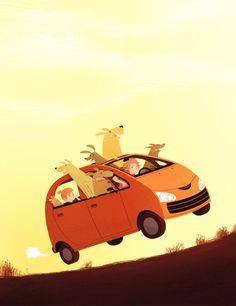 DOGGY DRIVE - PATU PHAN