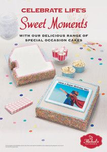 Michel's Patisserie has custom cakes for special orders to sweeten your next celebration.