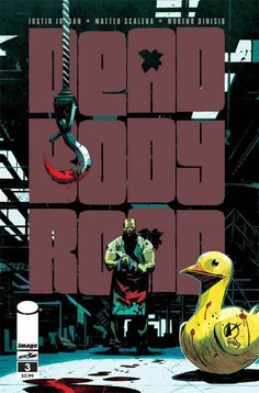 Dead Body Road #3 by Matteo Scalera