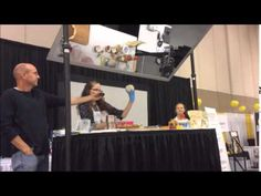 Mama's Easy #Glutenfree Pie Crust Class National Gluten Free Expo - YouTube