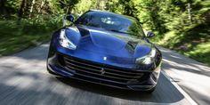 Die Rückkehr: Der Ferrari GTC4Lusso. Die ganze Story auf DRIVEN!