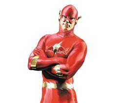 Branded superheroes   StockLogos.com