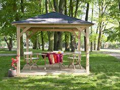 hot tub canopy gazebo | Cotswold Canopy