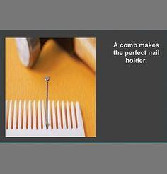 Nail holder