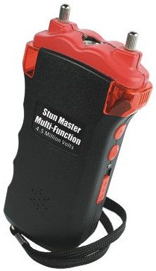 Stun Master Stun Gun http://www.absolutesecuritystore.com/stun-guns/stun-master-multi-function-stun-gun.html
