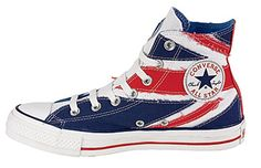 Converses and Union Jacks...my two favorite things in one!