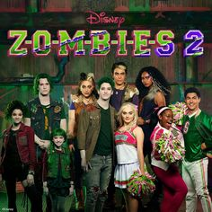 Disney Channel Movies, Disney Channel Original, Disney Channel Shows, Disney Shows, Original Movie, Disney Movies, Zombie Disney, Zombie Birthday Parties, Zombie Party