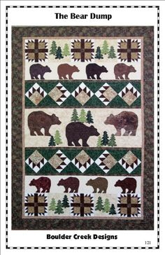 Quilts bear paw on pinterest bear paw quilt bear paws and bear