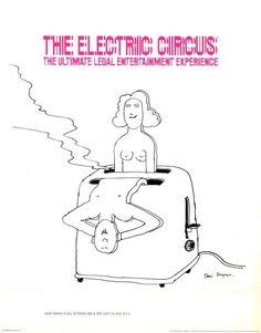 The electric circus 1968 - Dago fotogallery