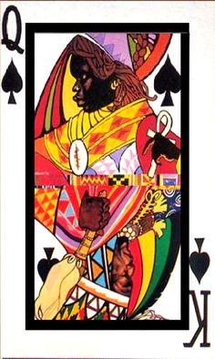 Black Aesthetic - Queen & King