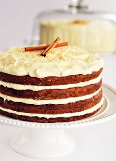 Hawaiian Carrot Cake via Sweetapolita