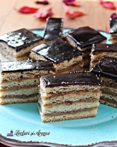 se întărește o tăiem felii dup Top 15, Tiramisu, Food And Drink, Ethnic Recipes, Pie, Romanian Recipes, Tiramisu Cake