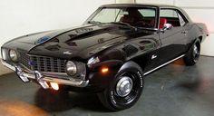 1969 ZL1 Camero 500HP 0-60 in 5.3 seconds.