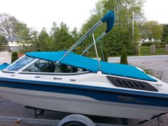 You know what amazes me? When I discover an industry or business that I had Boat Covers, Industrial, Business, Amazing