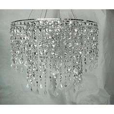 24 D Multi Diamond Cut Chandelier - Silver Large Silver Chande] : Wholesale Wedding Supplies, Discount Wedding Favors, Party Favors, and Bulk Event Supplies Chandelier Bedroom, Silver Chandelier, Chandelier Lighting, Chandelier Crystals, Wedding Supplies Wholesale, Diy Casa, Home Lighting, Lighting Ideas, Home Design