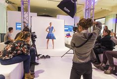 #FashionShows #Shooting #DesignerOutletSalzburg