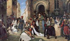 ΠύρινηΛαλιά Greek Independence, Oriental, Greek History, Trieste, Byzantine, Culture, Painting, Greece, Google