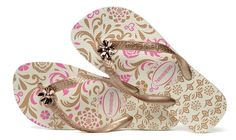 cc9807736f Havaianas Caprice – Rose Gold £16.00 - available at www.fabflipflops.co.uk  #flipflops #beach #summer #havaianas