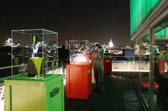 Nike sneakerboots launch event at The Deck London