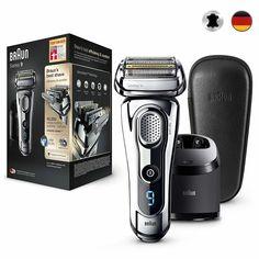 Oferta del día en la afeitadora eléctrica Braun Series 9 9297 cc  hasta  medianoche cuesta 279 2cf7bad3a70c
