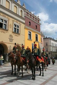 Magyar huszárok Tarnow / Galéria - City 2005 / Galéria - Város / Galéria / TARNÓW - Lengyel pólusú Heat