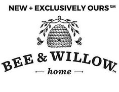 Bee & Willow, private-label brand of Bed Bath & Beyond Logo Garden, Willow Furniture, Honey Logo, Vintage Gardening, Farm Logo, Bed & Bath, Logo Google, Private Label, Adulting