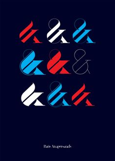 Paris | New Typeface by Moshik Nadav Typography on Behance