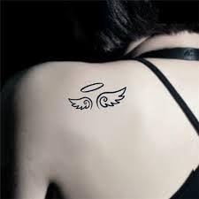 Resultado de imagem para asas tattoo desenho