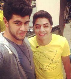 Atif Zinachi & Ihab Amir