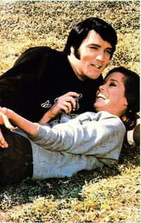 Elvis & Mary Tyler Moore in Change of Habit - the only co-actress Elvis didn't  What's wrong w/Mary...!
